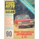 Europe Auto N° 21