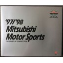 Mitsubishi Motor Sports 1997 - 1998