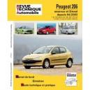 Revue Technique Peugeot 206 depuis 2003