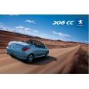 Notice d'entretien Peugeot 206 CC