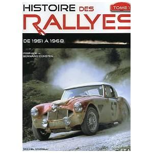 Histoire des Rallyes de 1951 à 1968