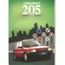 205 année 1988