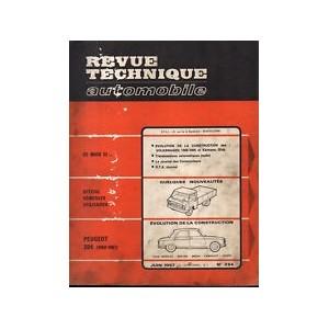 Revue Technique, RTA (2) (1966 - 1967)