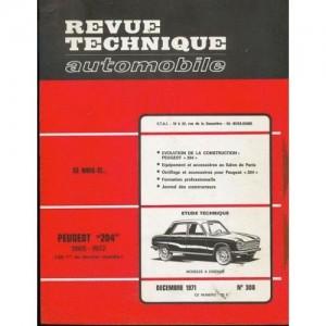Revue Technique, RTA (4) 1965 - 1972