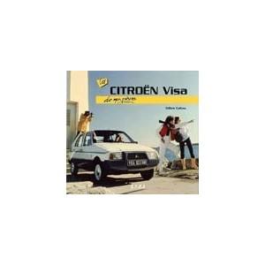 La Citroen Visa de mon père