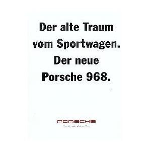 Der neue Porsche 968