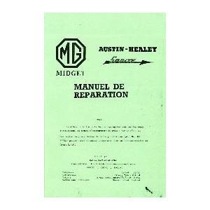 manuel de reparation mecanique carrosserie et elec