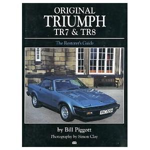 Original Triumph TR 7 & TR 8