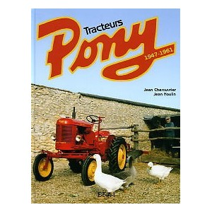 Tracteurs Pony, 1947 - 1961