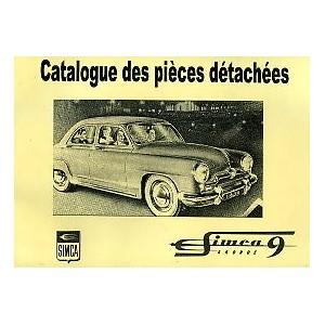 Catalogue pièces mécanique et carrosserie