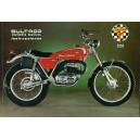 Notice d entretien Bultaco 250 cc de 1975