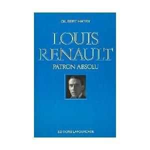 Renault  patron absolu