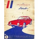 Catalogue de pièces Studebaker Avanti