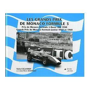 les GP de Monaco Formule 3 1950 , 59 et 60