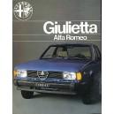 Giulietta  année 1978