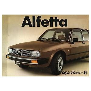 Alfetta  année 1982