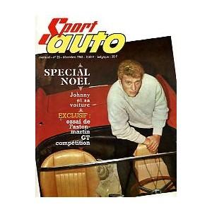(a) Sport-auto numéro 23 de Décembre 1963
