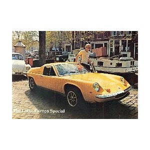 the Lotus Europa Special