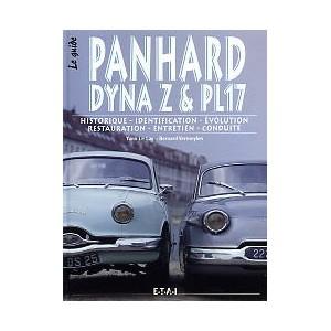 Le Guide de la Panhard Dyna Z et PL 17