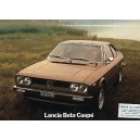Lancia Beta Coupé année 1977
