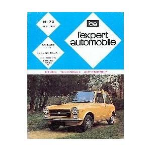 Revue technique,Expert Auto