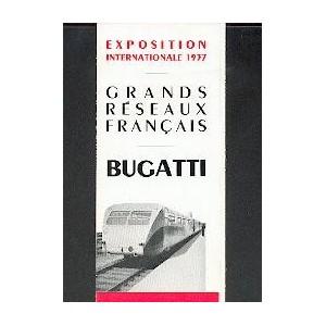 Automotrice Bugatti 1937