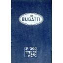 Notice d entretien Bugatti Type 57