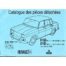 Catalogue de pièces, R 1130 et 1132 (1)