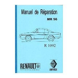 manuel de reparation mecanique et carrosserie