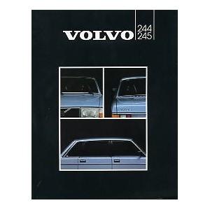 Volvo série  240  année 1982