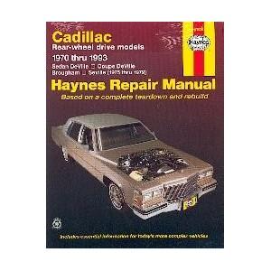 Revue technique,Haynes USA
