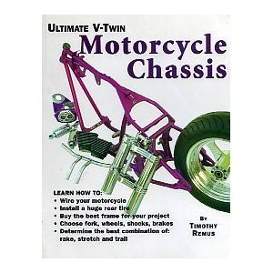 Ultimate V Twins Motorcycle Chassis