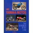 Yamaha : Guide des Motos