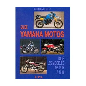 Yamaha : Guide des Motos