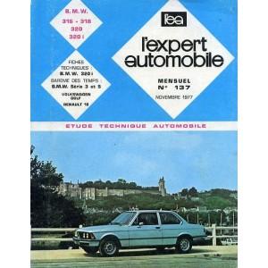 Revue Technique, Expert Auto de 1977