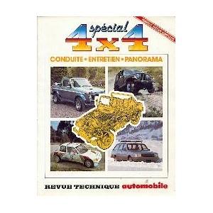 Revue technique,ETAI, Special 4 x 4
