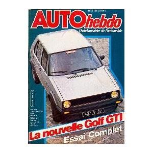 Auto Hebdo N° 339