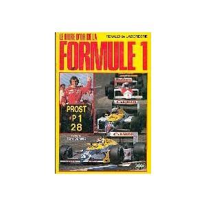 1987 : Le livre d or de la formule 1