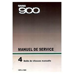 Manuel de Service Boite a Vitesse