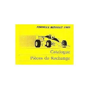 Catalogue de piéces Compétition