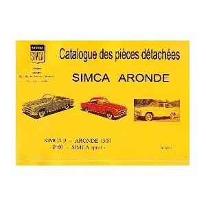 Catalogue de piéces
