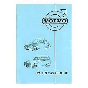 Catalogue de pièces P 110 et P 210