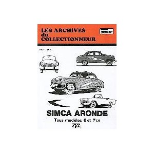 Revue Technique Simca Aronde