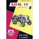 Notice d entretien SOM 30 B