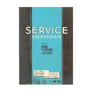 Revue Technique Service Carrosserie