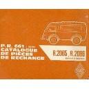 Catalogue de piéces Mécanique et Carrosserie