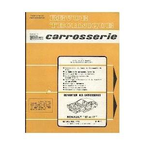 Revue Technique,Carrosserie