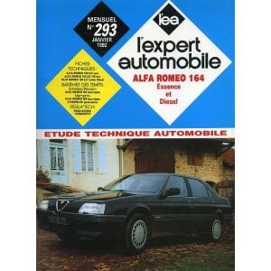 Revue Technique Expert Auto Alfa 164