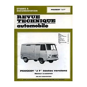 Revue Technique, RTA, J7 essence