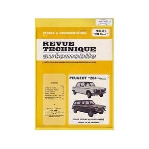 Revue Technique, RTA pour Diesel